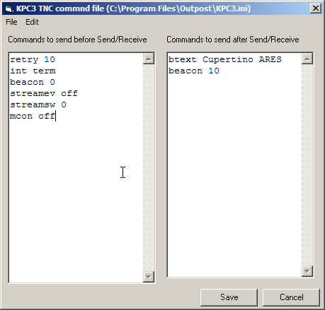 how to create options.ini file